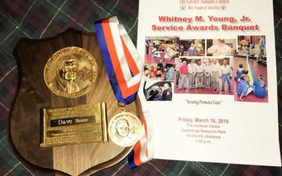 Funny things happen due to Wood Badge